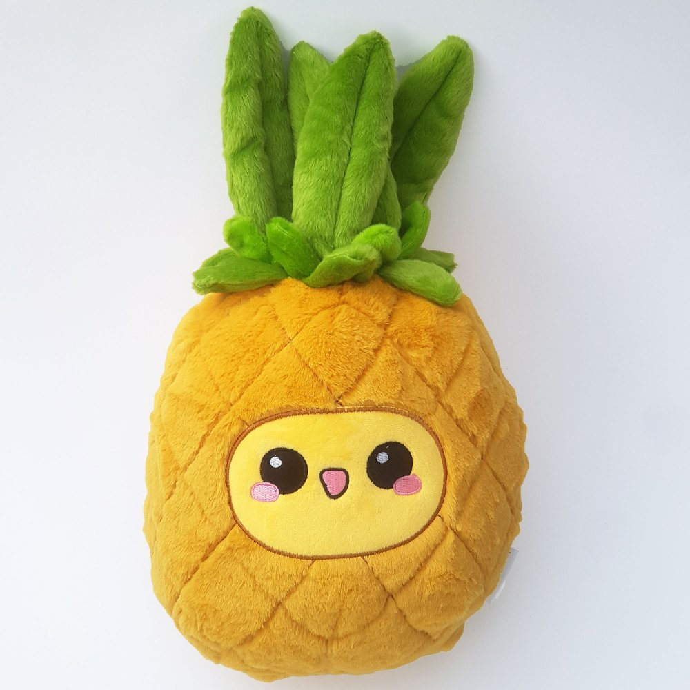Pineapple Cushion Plush Toy Cuddly