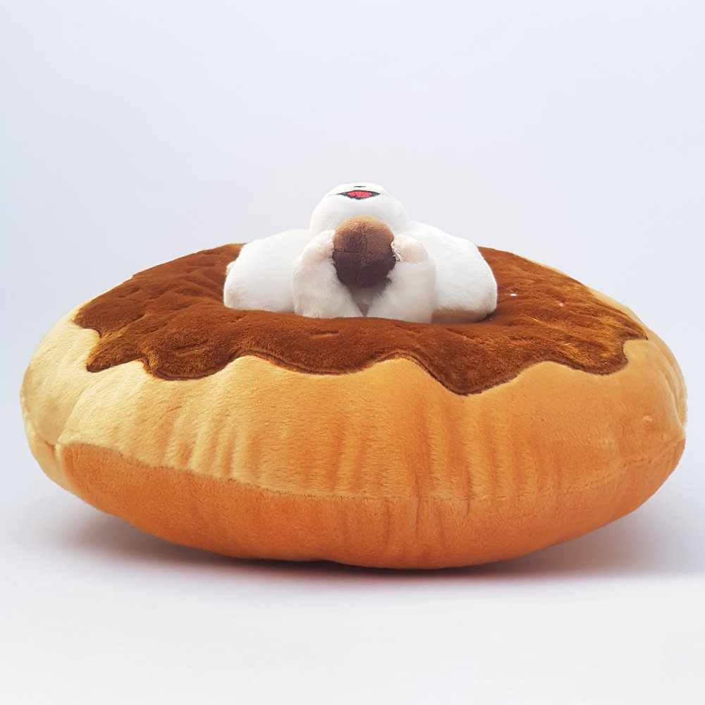 Donut Hamster Pillow Emoticon Cushion Shop