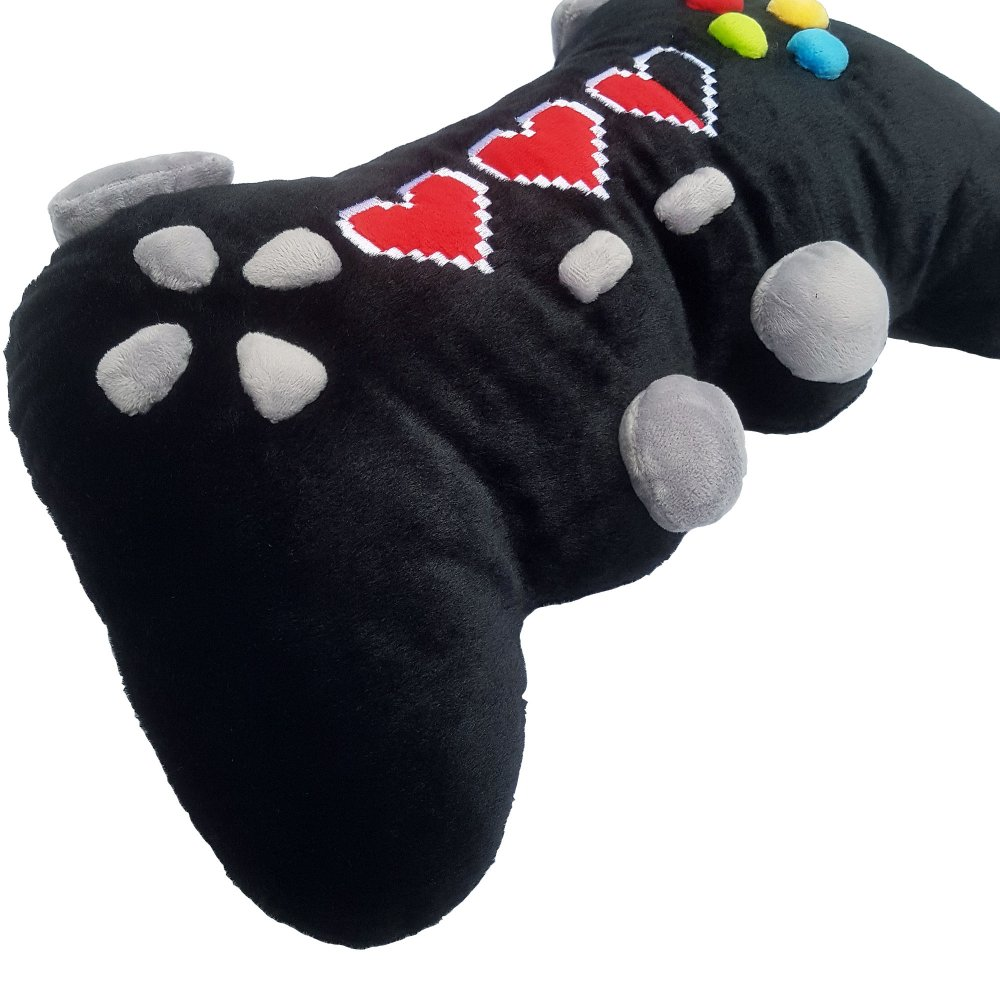 Gamepad Pillow Game Pad Gamer Plush Smiley Shop Joystick