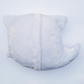 Ghost Cat  Pillow Kitty Shop