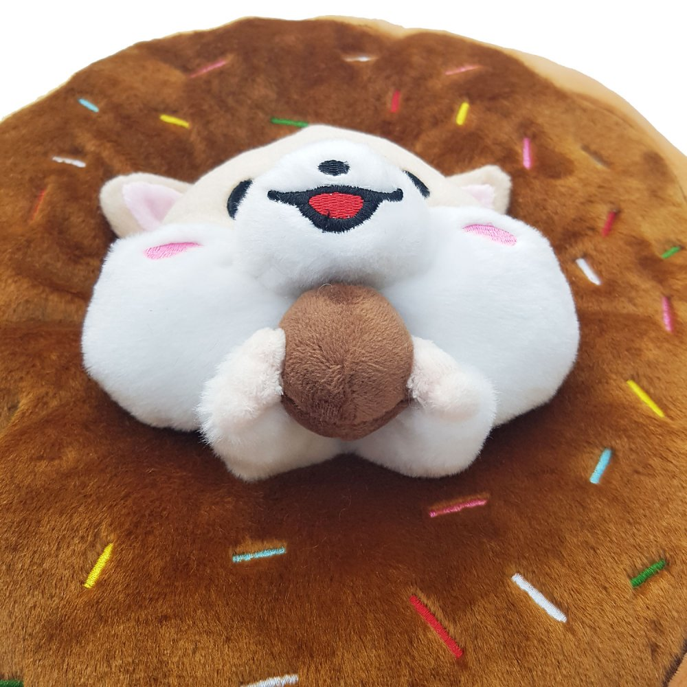 Hamster Donut Plush Toy Shop