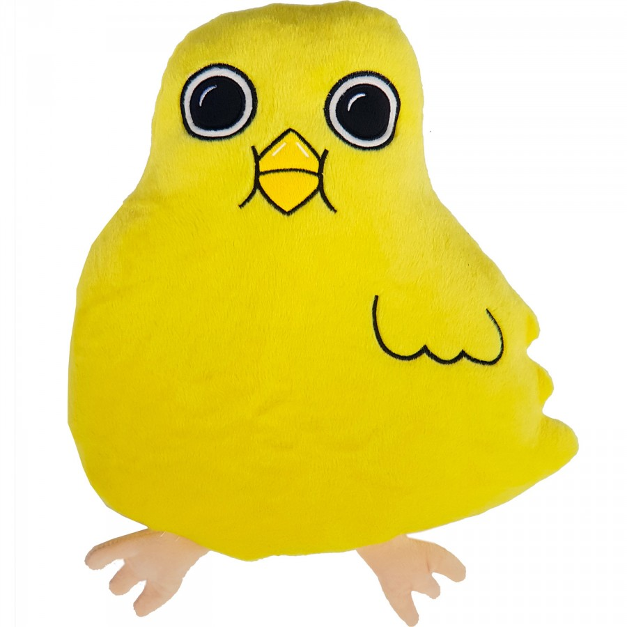 Cocainary Bird Canary Pillow Shop DirtyWhitePaint Koka