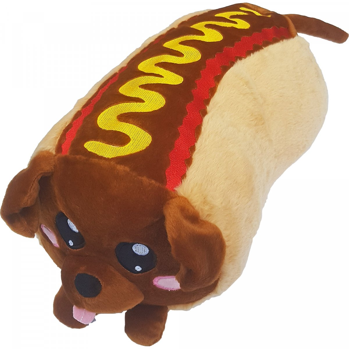 LeKoopa Merch Hotdog Plush Toy Fastfood
