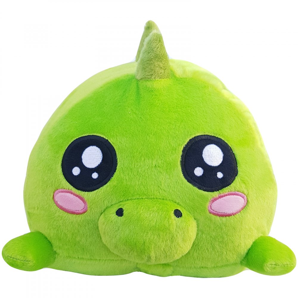 Dinosaur Emoticon Pillow Plush Toy Mexify Shop
