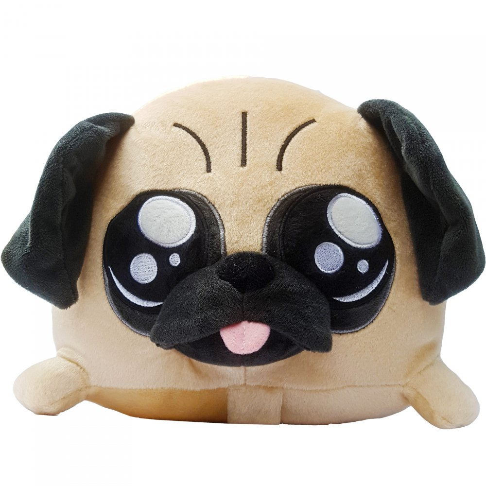 Pug Plush Toy Mexify Pillow Shop