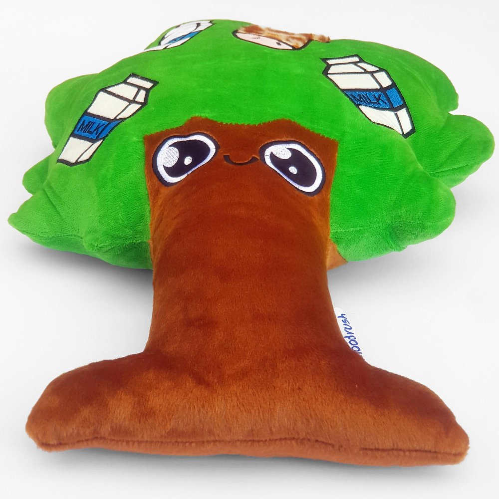 Milktree Pillow Shop Smiley Cushion Emoticon Tree
