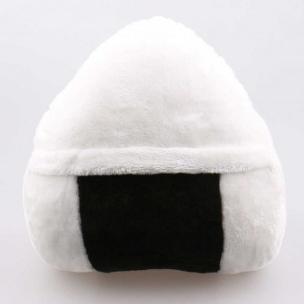 Onigiri Pillow Smiley Pillow Toy Shrimp Japan