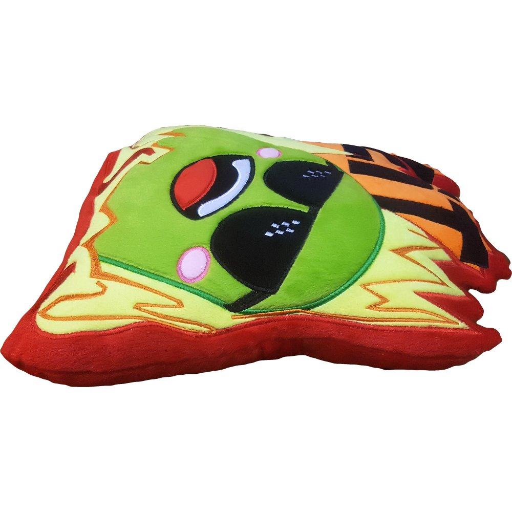 Pickle Fire Emote Pillow Stream Shop