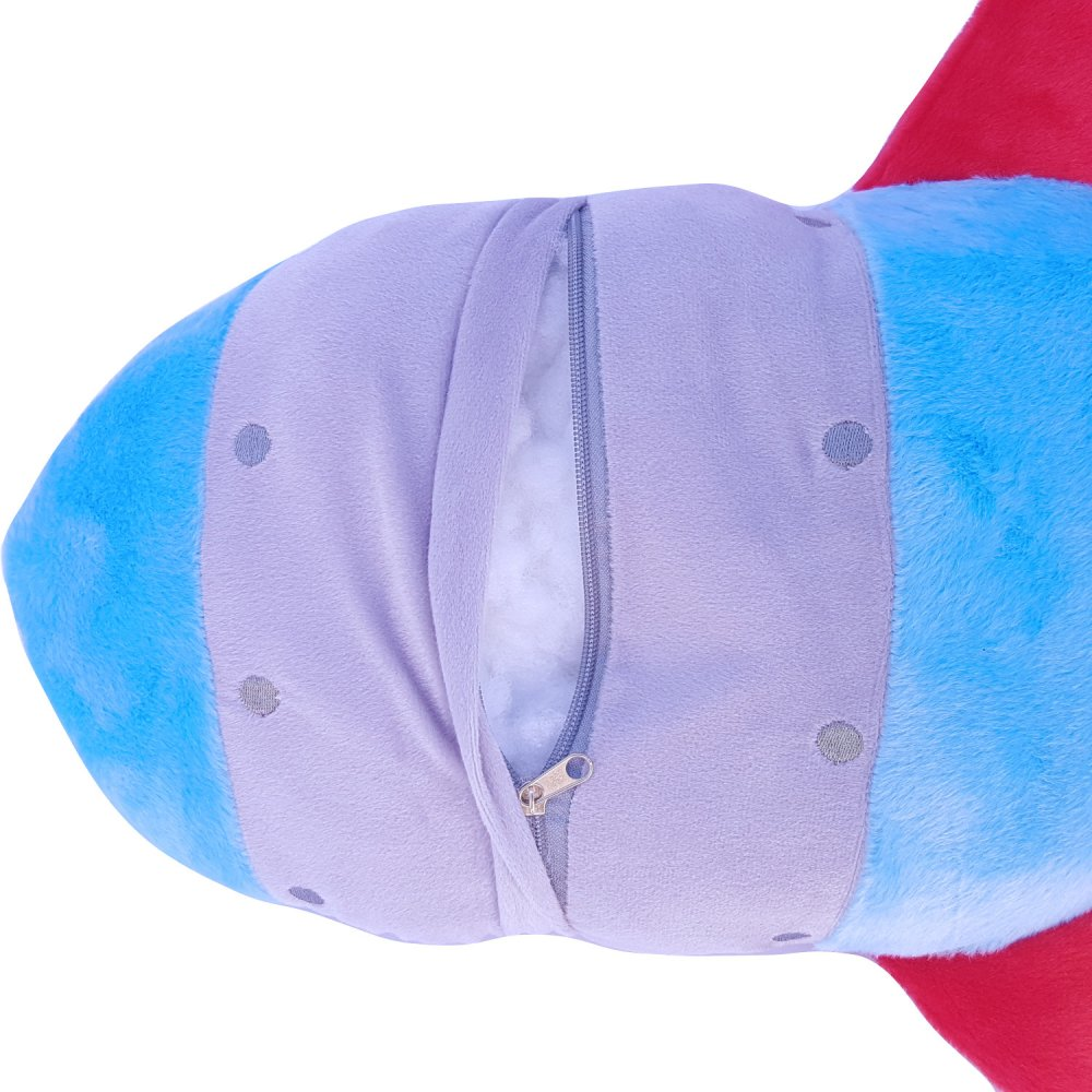 Rocket Pillow Emoticon Space Astronaut