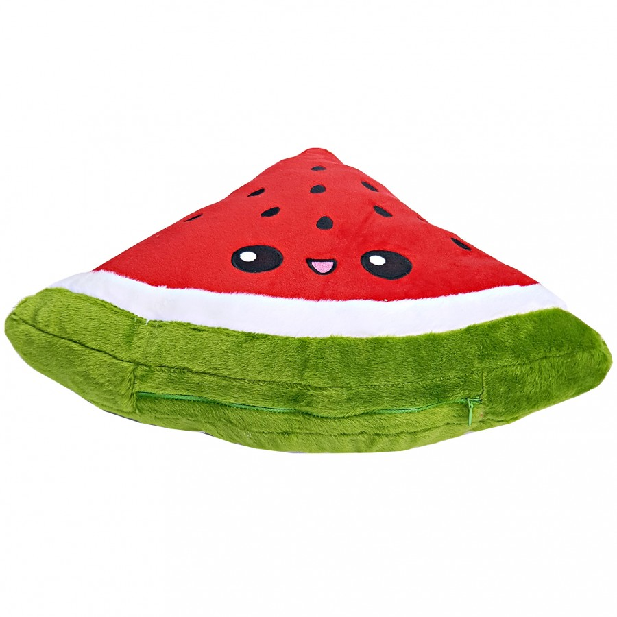 Watermelon Pillow Melon Slice Emoticon Shop