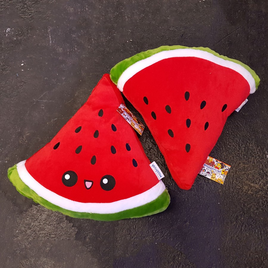Watermelon Pillow Icon Melon