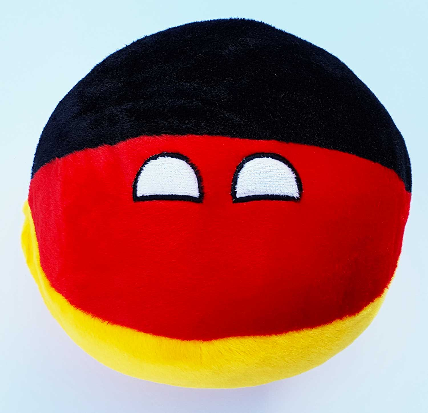 Moodrush Germany Country Balls Shop Smiley Pillow