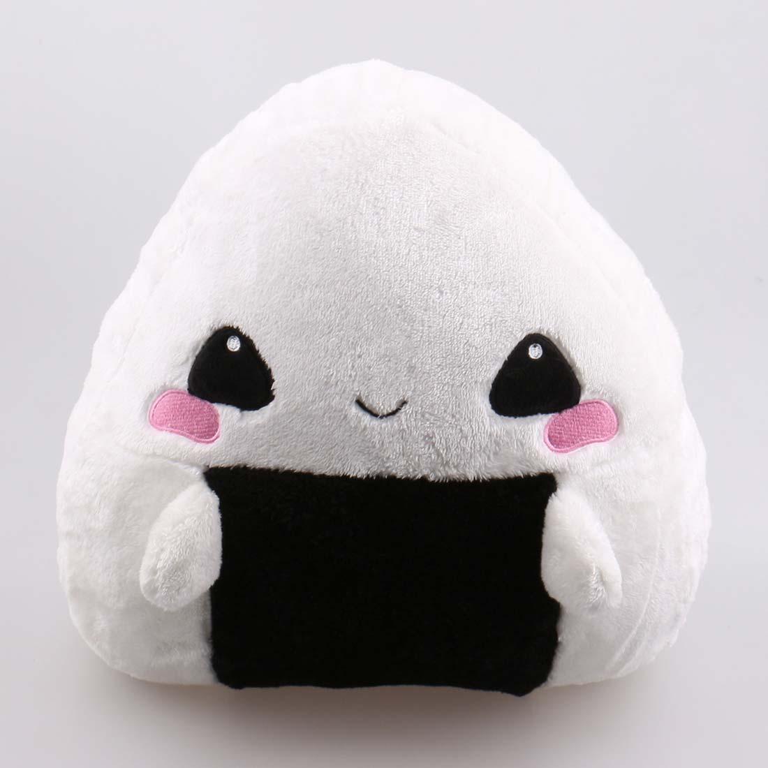 moodrush onigiri otoko pillow smiley japanese plush shop. Black Bedroom Furniture Sets. Home Design Ideas