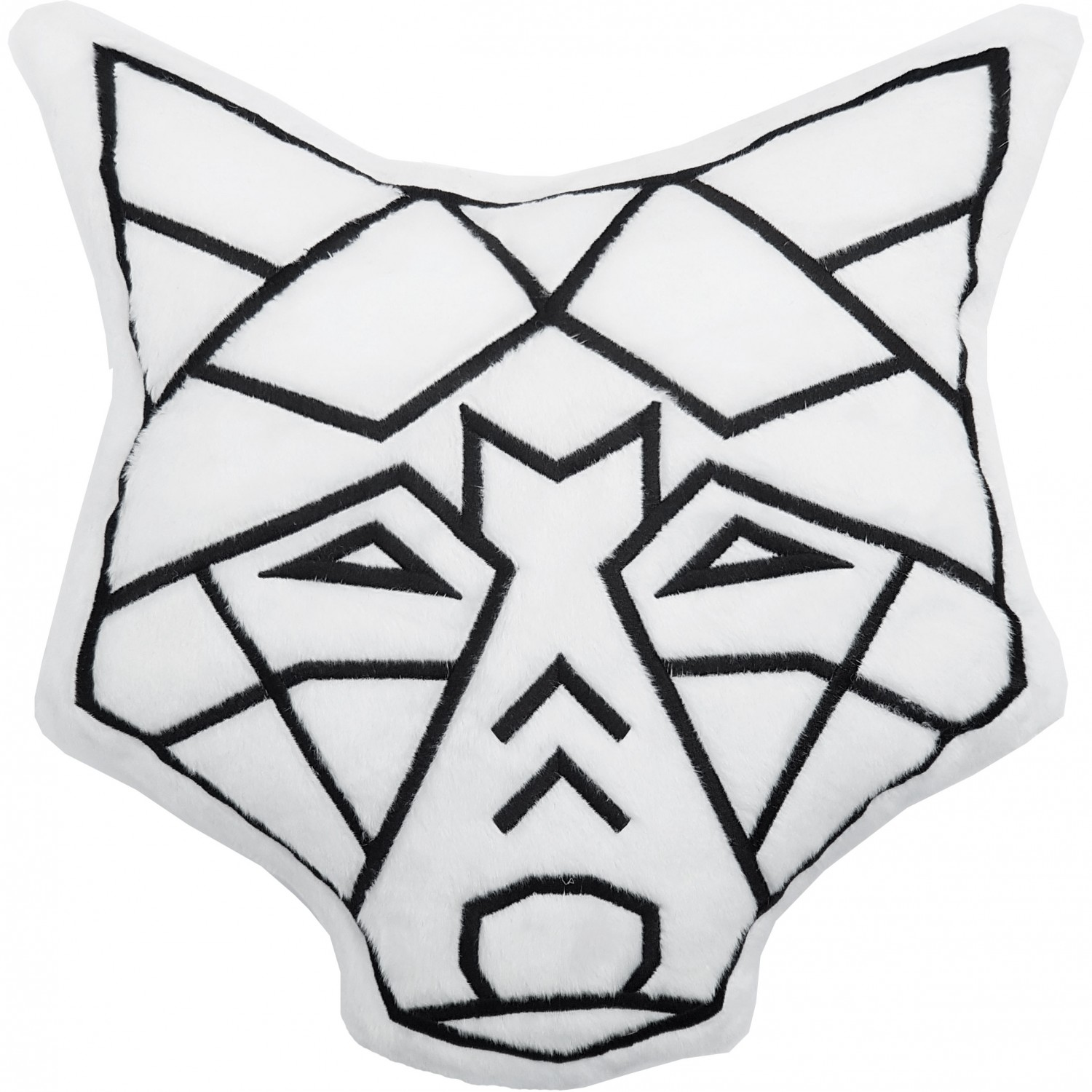 Melina Sophie Wolf Pillow