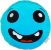Derp Dave Plush Smiley Cushion Throw Pillow Ugly