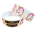 Unicorn Wristband Pink with GLOW