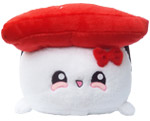 Sushi Pillow Smiley Pillow Toy Red Girl Japan